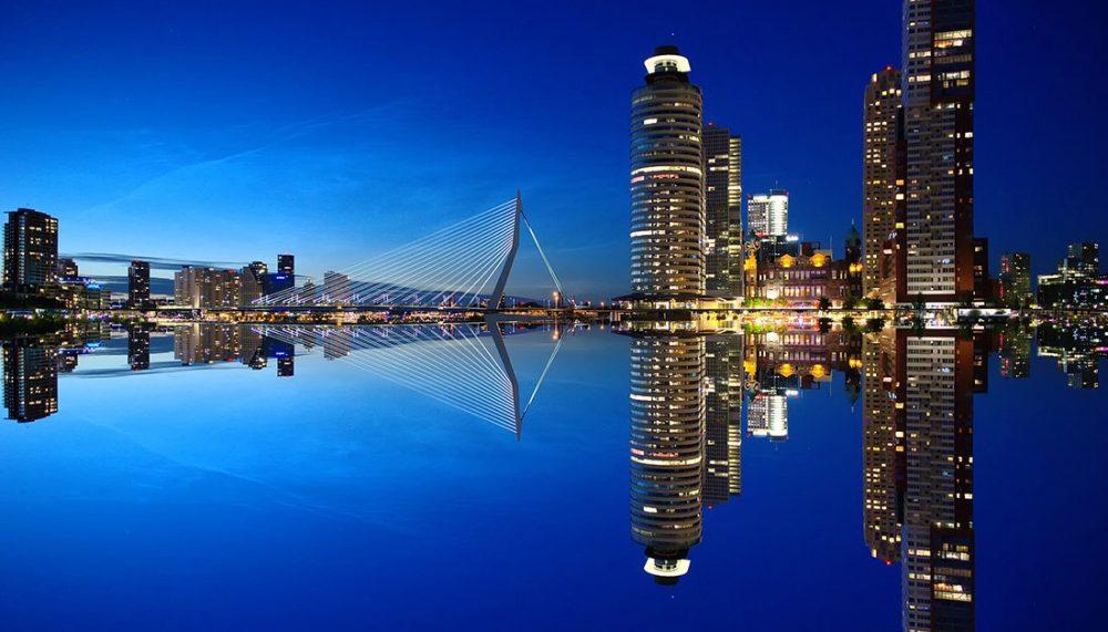 Gratis dagje uit in Rotterdam