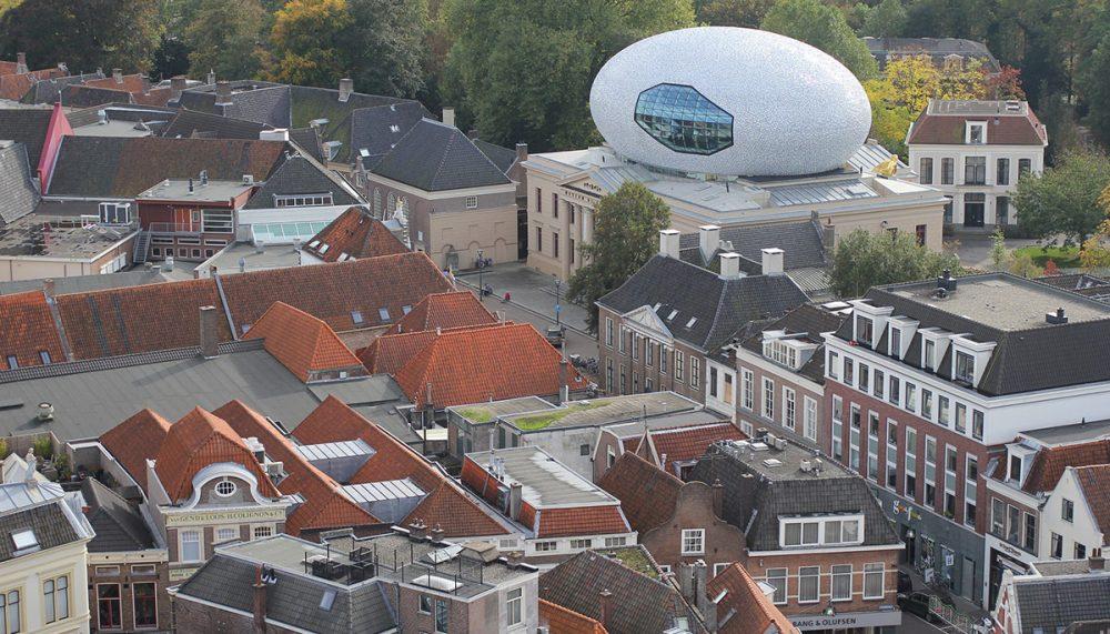Historisch Centrum Overijssel in Zwolle
